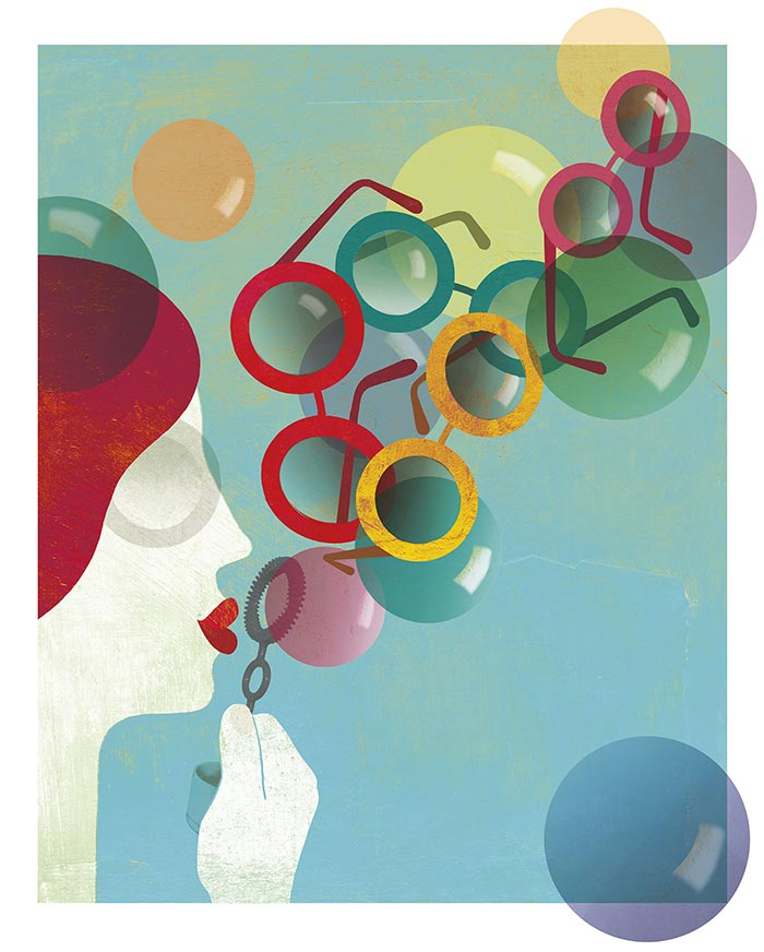 fashion-sunglasses-cover-larepubblica-illustration